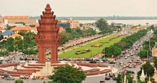 Chành xe chuyển hàng từ Campuchia về Việt Nam
